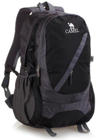 Спортивный рюкзак Camel 8611 Черный 30L