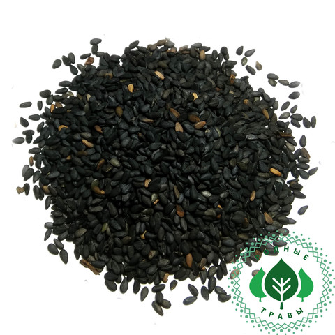 Кунжут черный семена