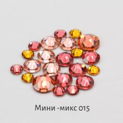Стразы Swarovski для ногтей, Мини-микс №15 Косм...
