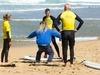 Португальский серфинг и размещение в Triple с завтраками