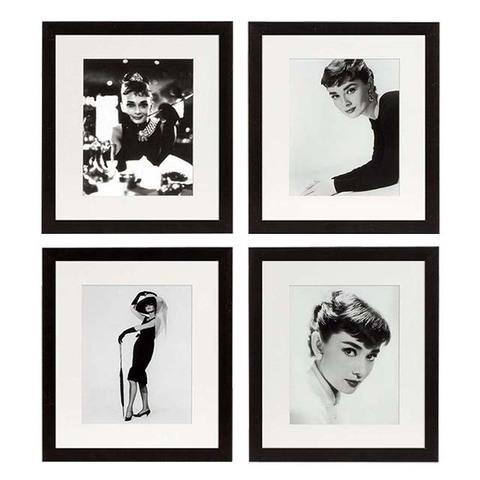 Постер Audrey Hepburn (4 шт.)