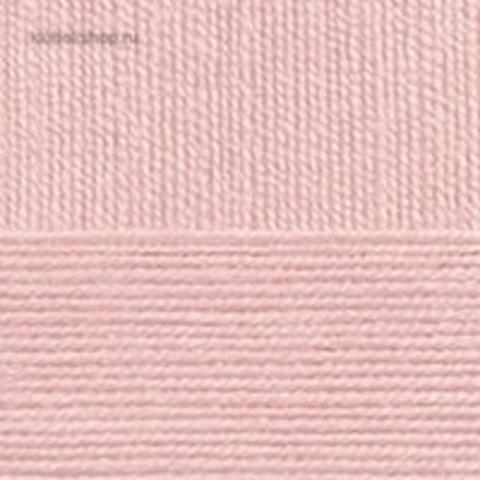 Австралийский меринос 374 Розовый беж Пехорка