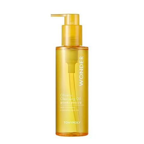 Гидрофильное масло TONYMOLY Wonder Olivetox Cleansing Oil 190ml