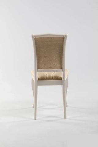 Стул Opera  деревянный молочный  белый