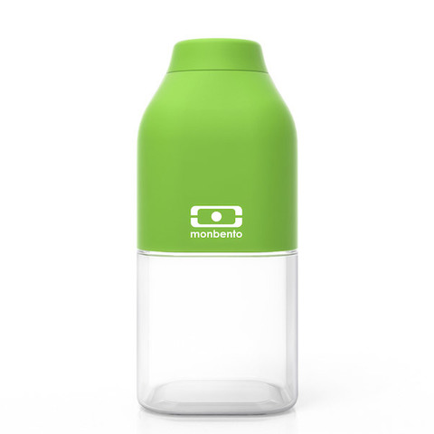 Бутылка MB Positive 0,33 л зеленая