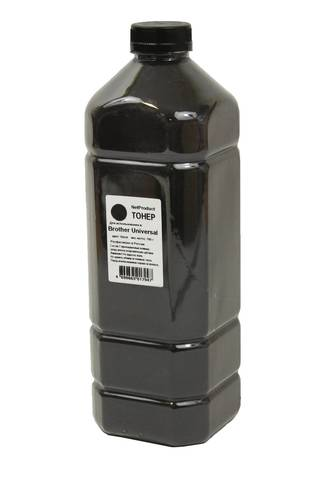 Тонер Brother универсальный TN-1075, TN-2080, TN-2135, TN-2175, TN-2235, TN-2275, TN-3130, TN-3170, TN-3230, TN-3280, TN-3380 ASC 750 гр