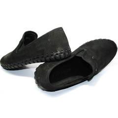 Мужские летние туфли Roadman S-200 Black