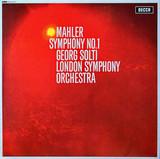 Gustav Mahler, Georg Solti, London Symphony Orchestra  / Symphony No. 1 (LP)