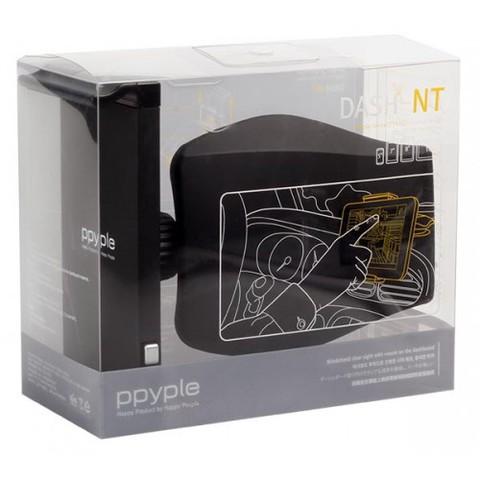 Автомобильный держатель Ppyple Dash-NT black