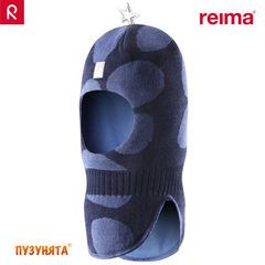 Шапка-шлем Reima Shelter 518318-6980 navy