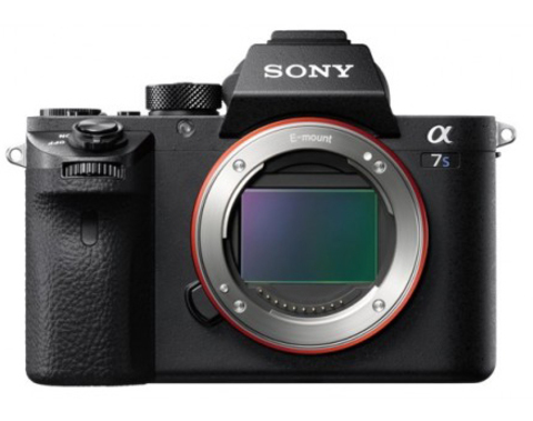 ILCE-7SM2 фотоаппарат Sony Alpha A7SM2 Body, черный