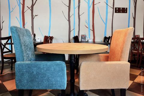 Мебель для хинкальной в Иркутске
