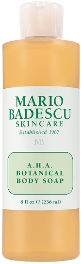 Mario Badescu A.H.A. Botanical Body Soap растительное мыло для тела 236 мл