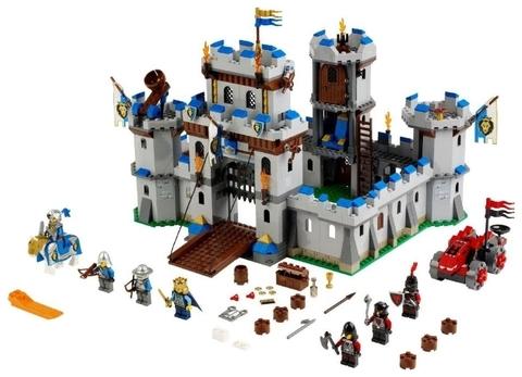 LEGO Castle: Королевский замок 70404 — King's Castle