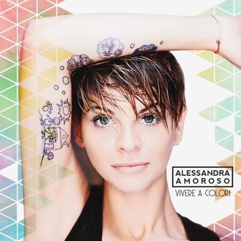 Alessandra Amoroso / Vivere A Colori (CD)