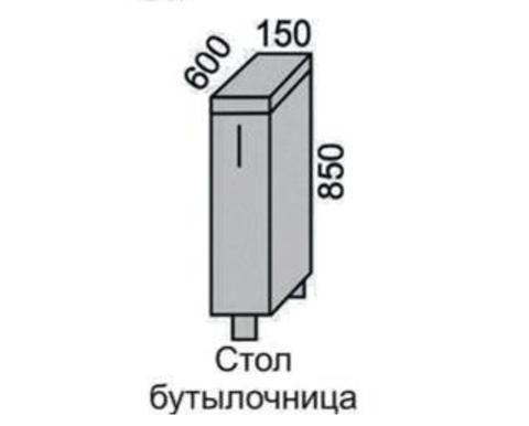 Стол МАДЕНА НШ-15 (с)
