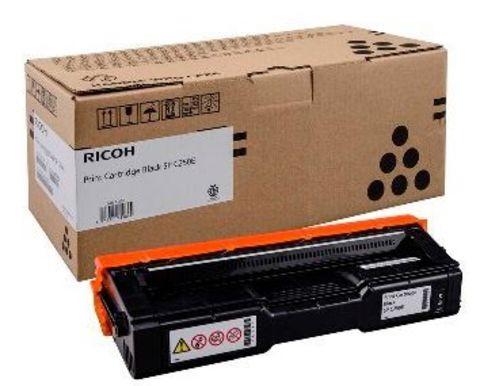 Принт-картридж Ricoh SPC250E голубой для Ricoh SPC250DN/C250SF (1600стр) 407544