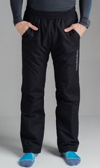 Тёплые зимние брюки NordSki Montana Black мужские
