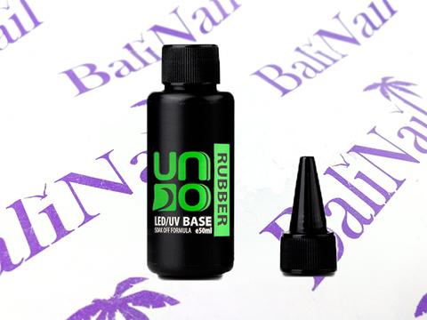 UNO, Базовое покрытие для гель-лака RUBBER, 50мл
