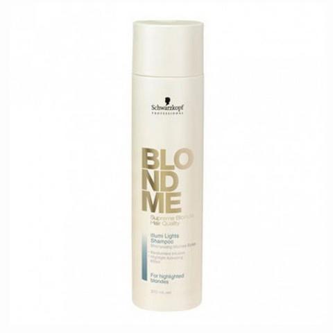 Шампунь для мелированных волос BLONDME SCHWARZKOPF, 250 мл.