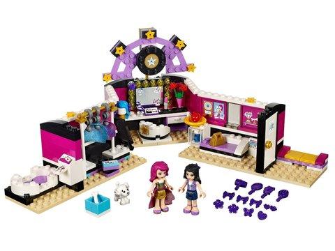 LEGO Friends: Поп звезда: Гримерная 41104
