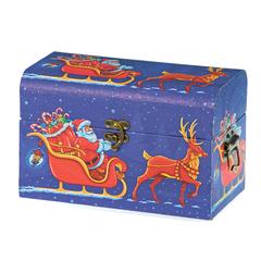 "№4-Д25 ""Сундук «Санта везет подарки»"", 700 г."