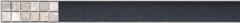 Накладная панель для душевого лотка 115 см Alcaplast FLOOR-1150 фото