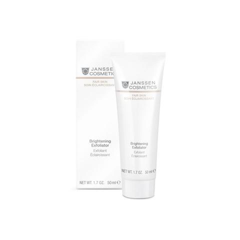 Пилинг-крем для выравнивания цвета лица, Janssen Cosmetics,50 мл