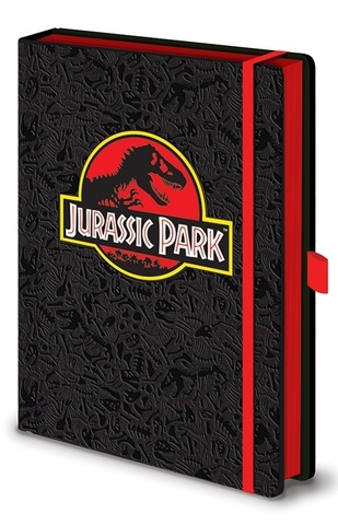 Записная книжка Jurassic Park