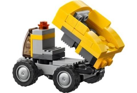 LEGO Creator: Мощный экскаватор 31014