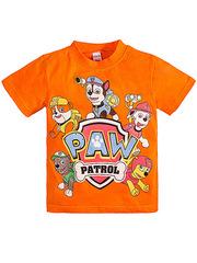 BK002F-5 футболка для мальчиков, оранжевая