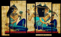 """Модульная картина """"Древний Египет"""""""