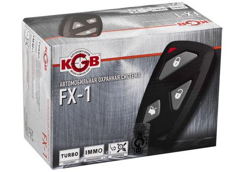 Автомобильная сигнализация KGB FX-1