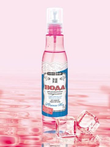 Ароматическая вода для жирной пористой кожи Южная Ночь