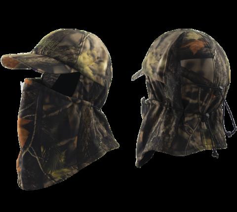Кепка с маской  Camo Face Mask ALASKAN
