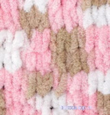 Пряжа Puffy Color (Alize) 6046, фото