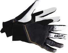 Лыжные перчатки Craft Podium Leather 1903584-9900 черные
