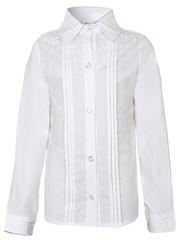 0331 блузка детская, белая