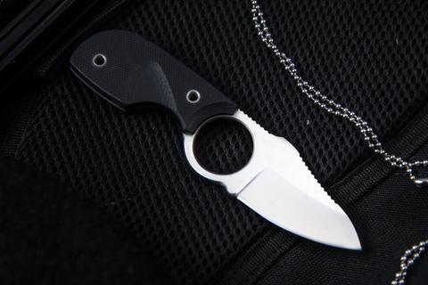 Шейный нож Amigo X Satin D2