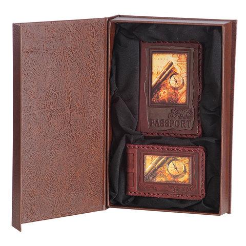 Подарочный набор «Вокруг света»