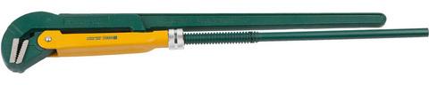 Ключ KRAFTOOL трубный, прямые губки, тип