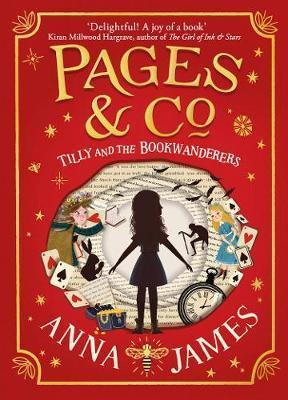 Kitab Pages & Co.: Tilly and the Bookwanderers | Anna James