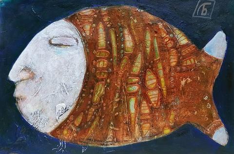 Рыба в комбинезоне верности