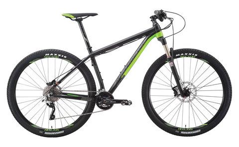 Silverback Sola 2 (2015)черный с зеленым