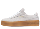 Кеды Женские Puma X Rihanna Creeper Light Grey Begie