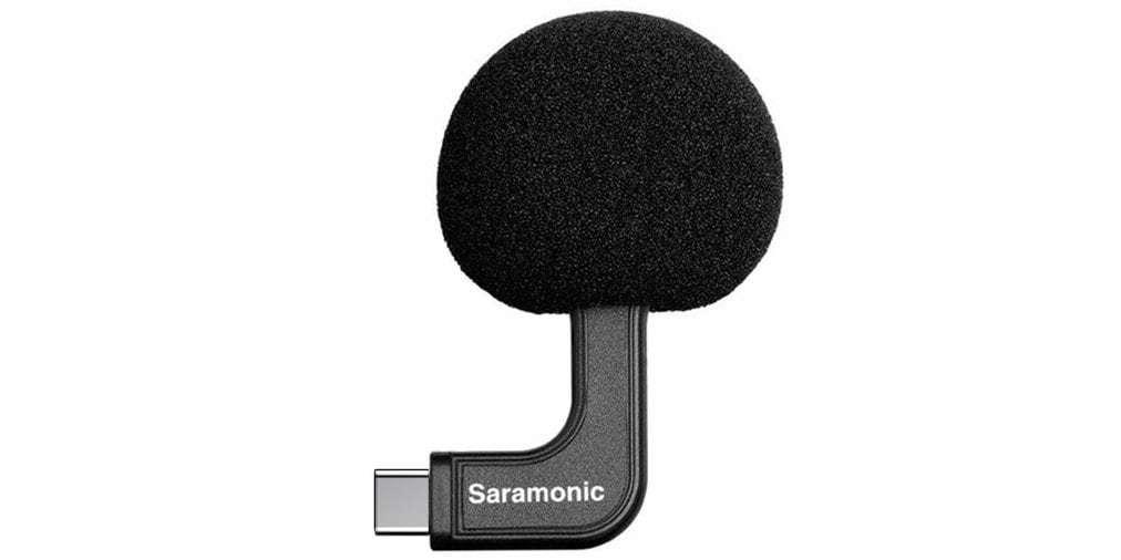 Стереомикрофон Saramonic G-Mic Kit для камер GoPro с шумоподавителем