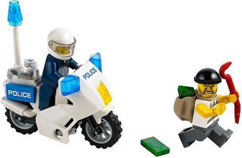 LEGO City: Погоня за воришкой 60041