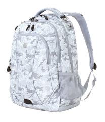 Рюкзак WENGER, цвет серый камуфляж, 34 л (6659400408)
