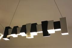 светодиодная люстра 21-91 ( Elite Led Light )