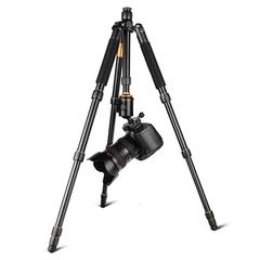 Профессиональный фотоштатив-трансформер Beike Q-666 с (QZSD)